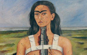 Broken-Column-Frida-Kahlo